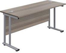 Proteus II Rectangular Desk, 120wx80dx73h (cm),
