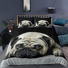 Proxiceen Cute Guinea Pig Bed Set 155 x 200 cm