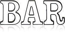 Proyatech LED Light Up Letter, Light Up BAR Sign