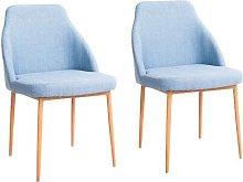 Pruett Upholstered Dining Chair Mikado Living