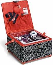 Prym Sewing Basket M Kyoto, Multicoloured, One Size