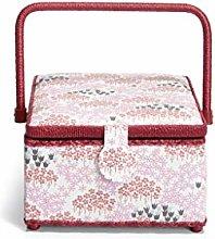 Prym Sewing Basket M Somerset, Multicoloured, One