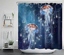 PSB Underwater Fantasy Jellyfish Bubbles Shower