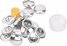 Pssopp Cover Round Button Base Cover Buttons Kit