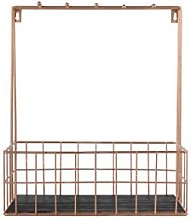 PT PT2988CO Kitchen Shelf, Metal, Copper, One Size