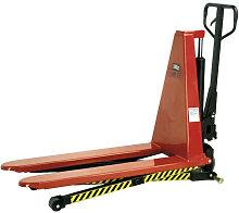 PT1170H High Lift Pallet Truck - 1000kg Capacity