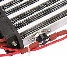 PTC Air Heater Aluminum Tube Ceramic Air Heater