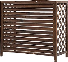 PTY Air Conditioner Fence Screen Flower Stand