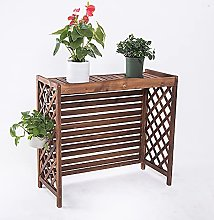 PTY Air Conditioner Fence Screen Wood Air
