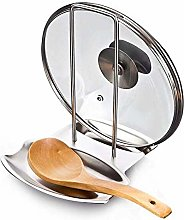 PTY Pot Lid Rack Kitchen Accessories Stainless