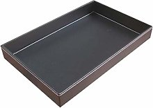 PU Leather Desk Drawer Serving Tray Drawer