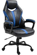 PU Leather Gaming Racing Chair Cool Comfortable