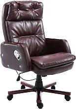 PU Leather Luxury Executive Swivel Office Chair