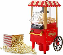 PUBJ Carnival Electric Popcorn Machine,Household