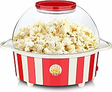 PUBJ Large Capacity Electric Popcorn Maker,Retro