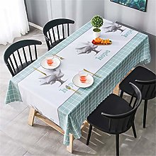 PUBMIND Tablecloth Heavy Weight Vinyl Rectangle