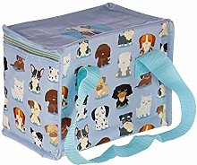 Puckator Woven Cool Bag Lunch Box-Dog Squad,