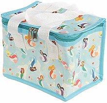 Puckator Woven Cool Bag Lunch Box-Enchanted Seas