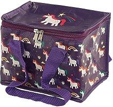 Puckator Woven Cool Bag Lunch Box-New Enchanted