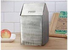 Puebco - Countertop Dustbin - steel