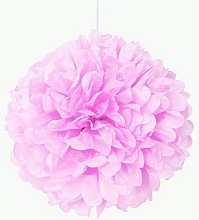 Puff Balls Party Decoration (16in) (One Size)
