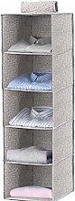 Pulchram Hanging Storage Foldable Hanging