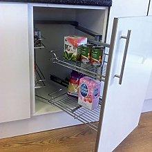 Pull and Swing Corner Unit 800-1000mm Cabinet Soft