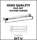 PULL OUT CLOTHES HANGER WARDROBE FITTING