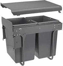 Pull Out Kitchen Waste/Recycle Soft Close Bin for