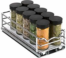 Pull Out Spice Rack Organizer for Cabinet –