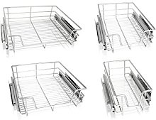 Pull Out Wire Basket (400mm)