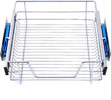Pull Out Wire Basket Kitchen Cabinet Larder