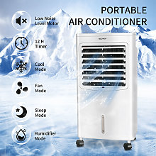Puluomis - Air Cooling Fan 8L Portable Evaporative