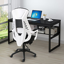 Puluomis - Office Mesh chair Swivel Recliner Chair