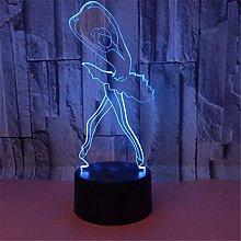 Pumpkin 3D Light USB Acrylic LED Halloween