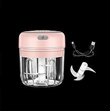 Pumpumly Electric Garlic Chopper, Mini Blender and