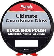 Punch Black Shoe Polish (40ml)