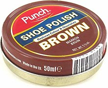 Punch Brown Shoe Polish Bags & Accessories