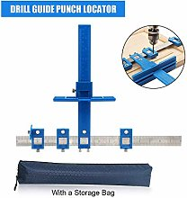 Punch Locator, TOPAUP Adjustable Drill Guide