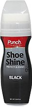 Punch Shoe Shine Liquid Polish Black 75ml by Punch