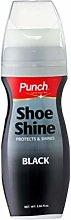 Punch Shoe Shine Liquid Polish Black 75ml