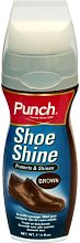 Punch Shoe Shine Liquid Polish Brown 75ml