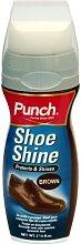 Punch Shoe Shine Liquid Polish Brown 75ml