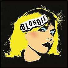 Punk Canvas Print (One Size) (Black/Yellow/Tan) -