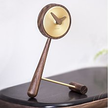 Puntero Tabletop Clock Nomon Colour: Gold