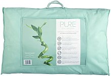 Pure Collection Bamboo Pocket Pillow, Standard