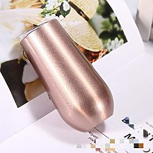 Pure Color Egg Cup, Double Vacuum Stainless Steel