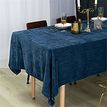 Pure Color Table Cloth, Polyester Table Cloth,