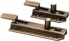 Pure Copper Bolt Lock, Door Bolt Door Buckle,