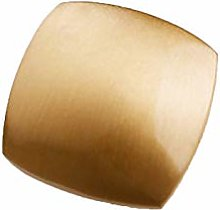Pure Copper Cabinet Handle Solid Single Hole Brass